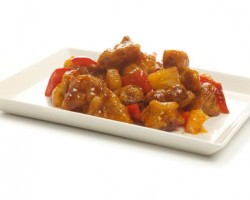 Sweet & Sour Chicken with Pineapple